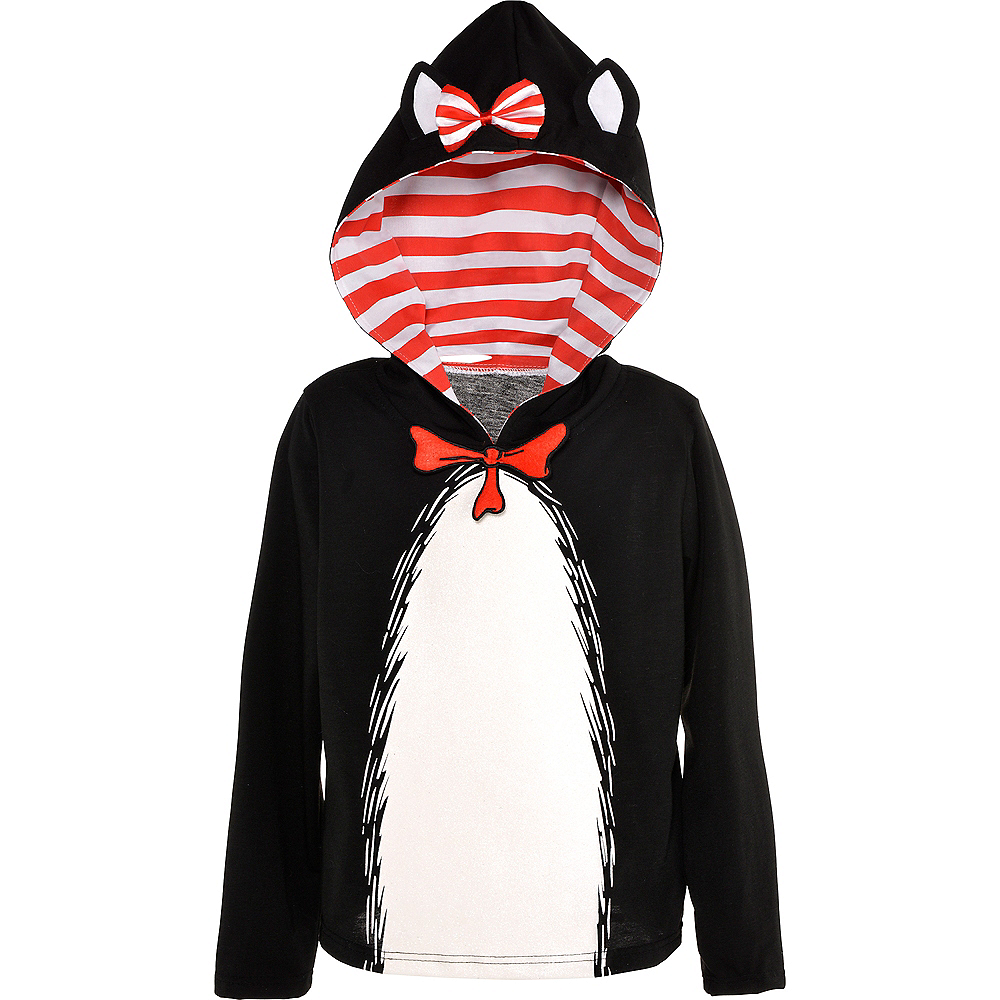 Child Cat in the Hat Hoodie - Dr. Seuss Image #2