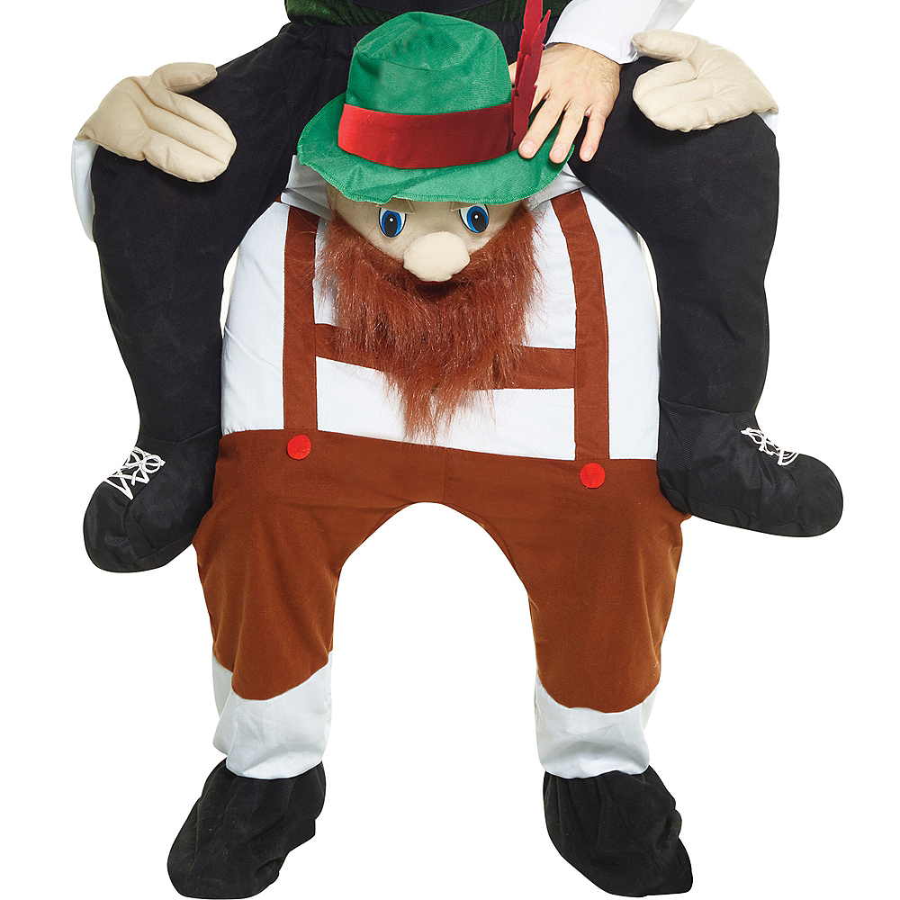 Adult Bavarian Ride-On Costume Image #2
