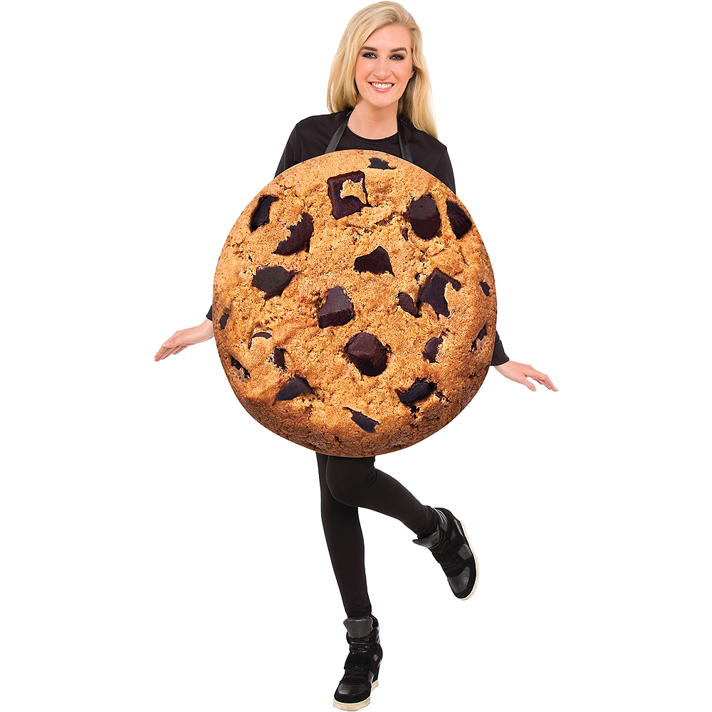 Nav Item for Adult Cookie Costume Image #1