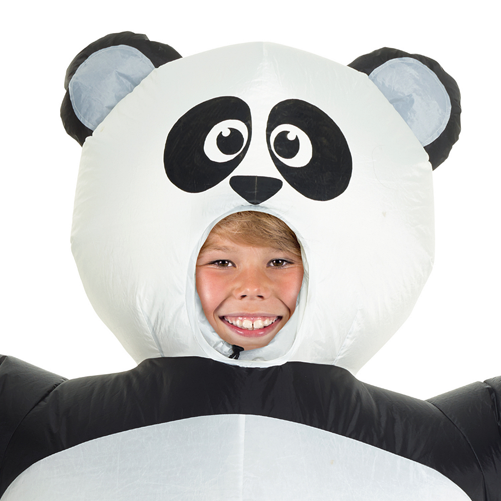 Child Inflatable Panda Costume Image #2