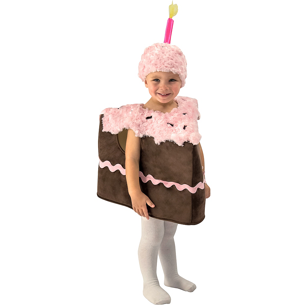 Baby Piece of Cake Costume Image #1