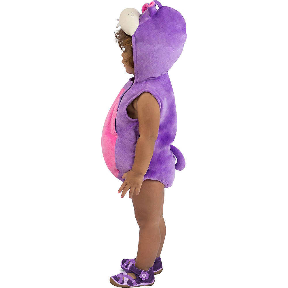 Baby Halley the Hippo Costume Image #2