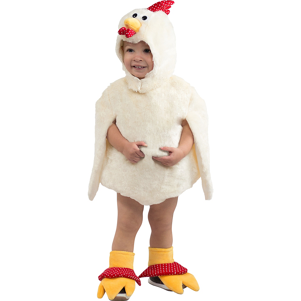Nav Item for Baby Reese the Rooster Costume Image #1