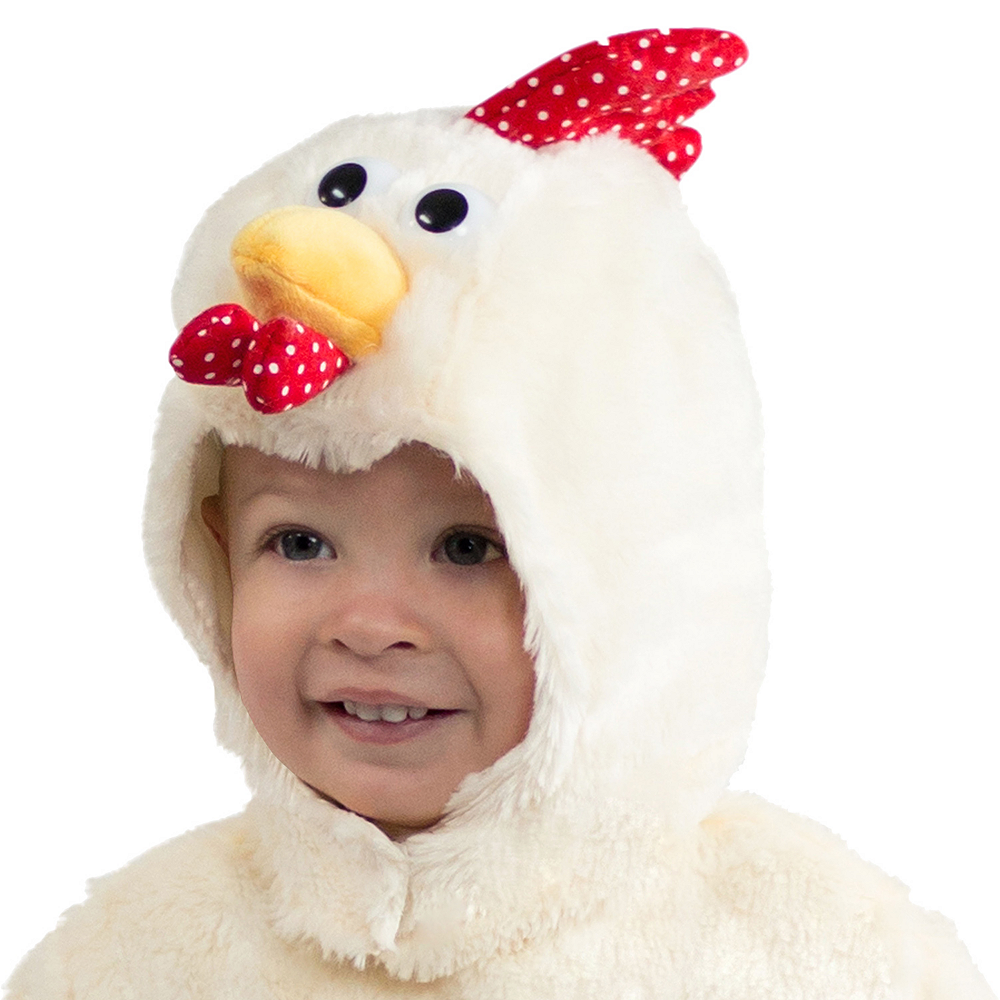 Nav Item for Baby Reese the Rooster Costume Image #2