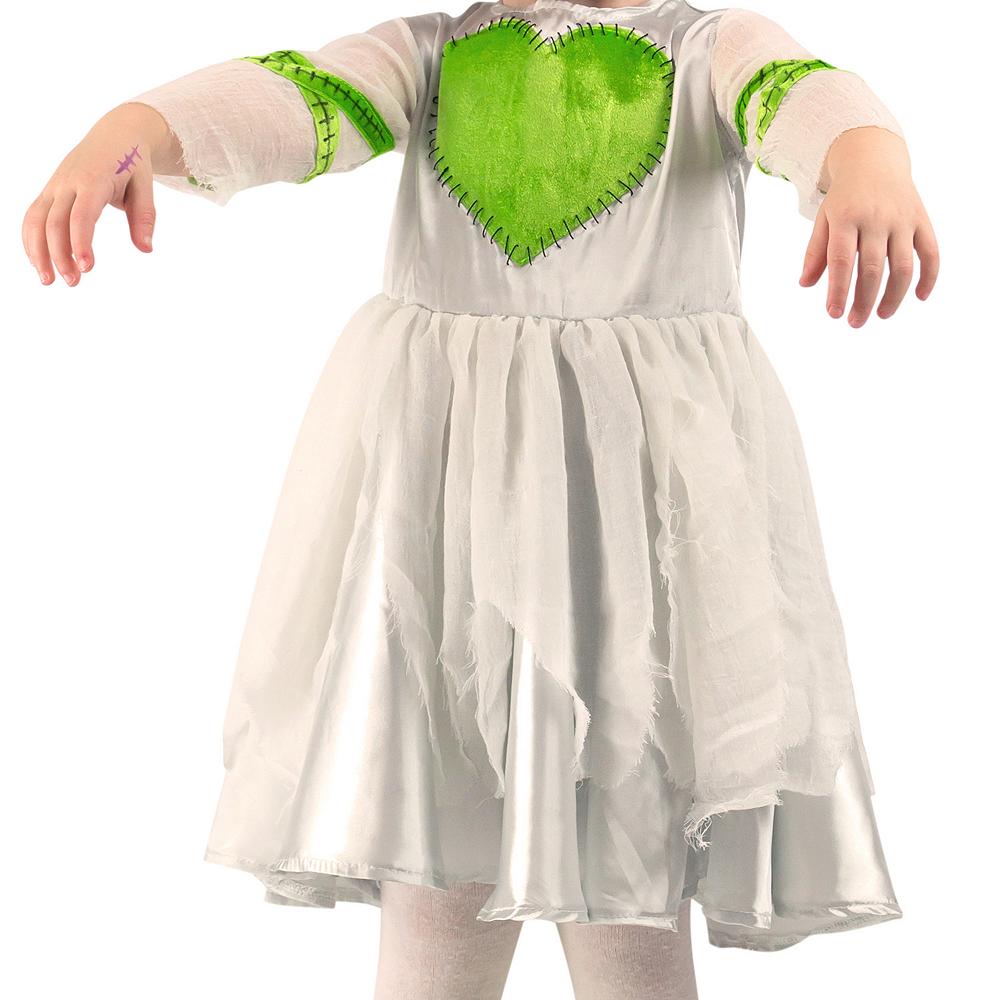 Baby Frankie's Bride Costume Image #3
