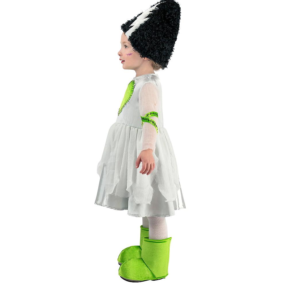 Toddler Girls Frankie's Bride Costume Image #2