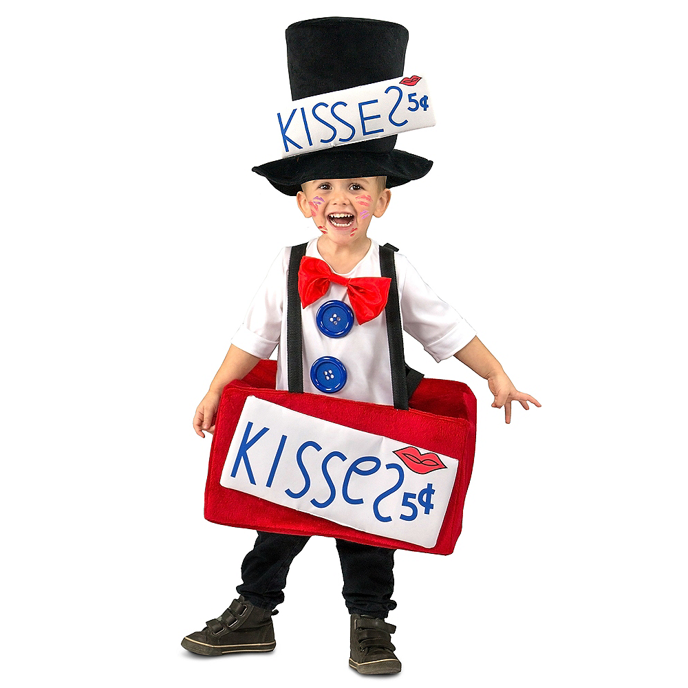 Baby Kissing Booth Costume Image #1