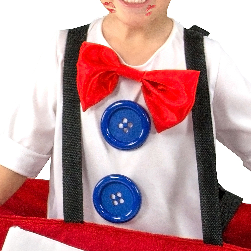 Toddler Boys Kissing Booth Costume Image #4