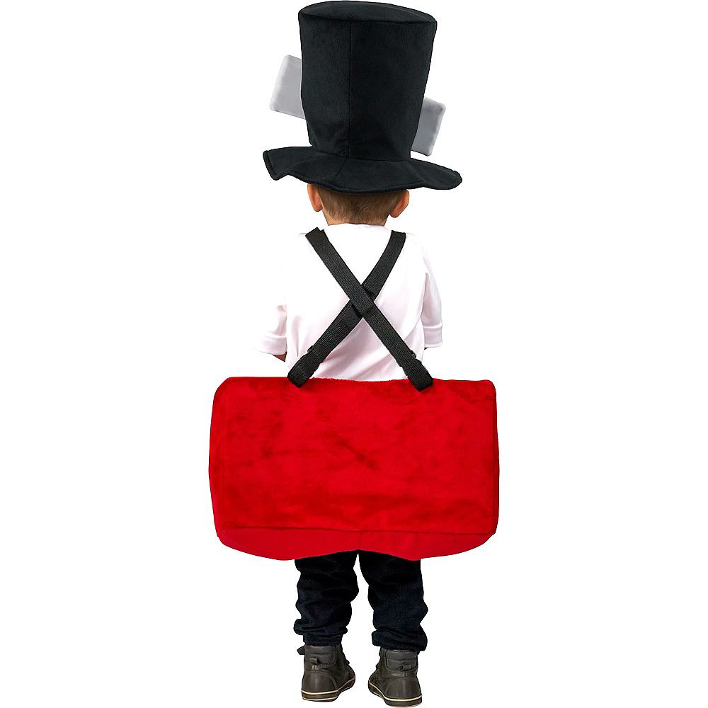 Nav Item for Toddler Boys Kissing Booth Costume Image #5