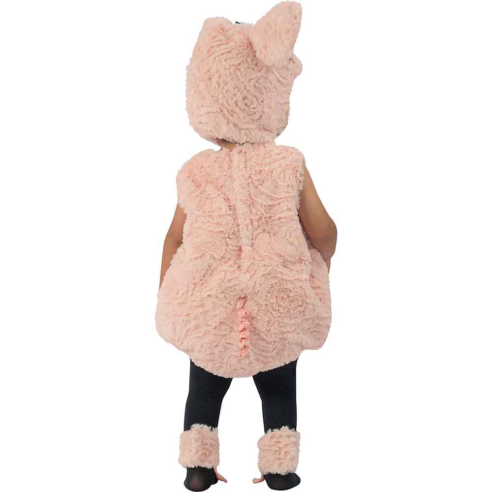 Baby Hipster Pig Costume Image #2