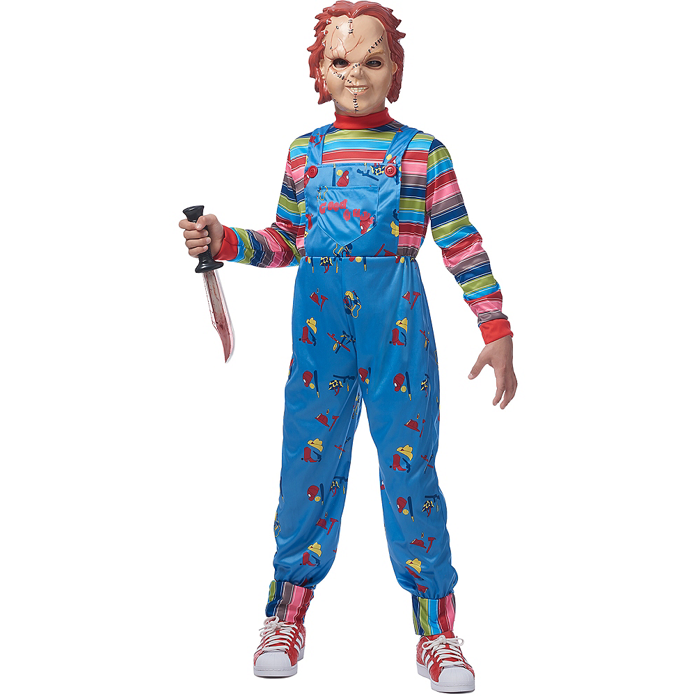 Toys From Party City : Boys chucky costume party city