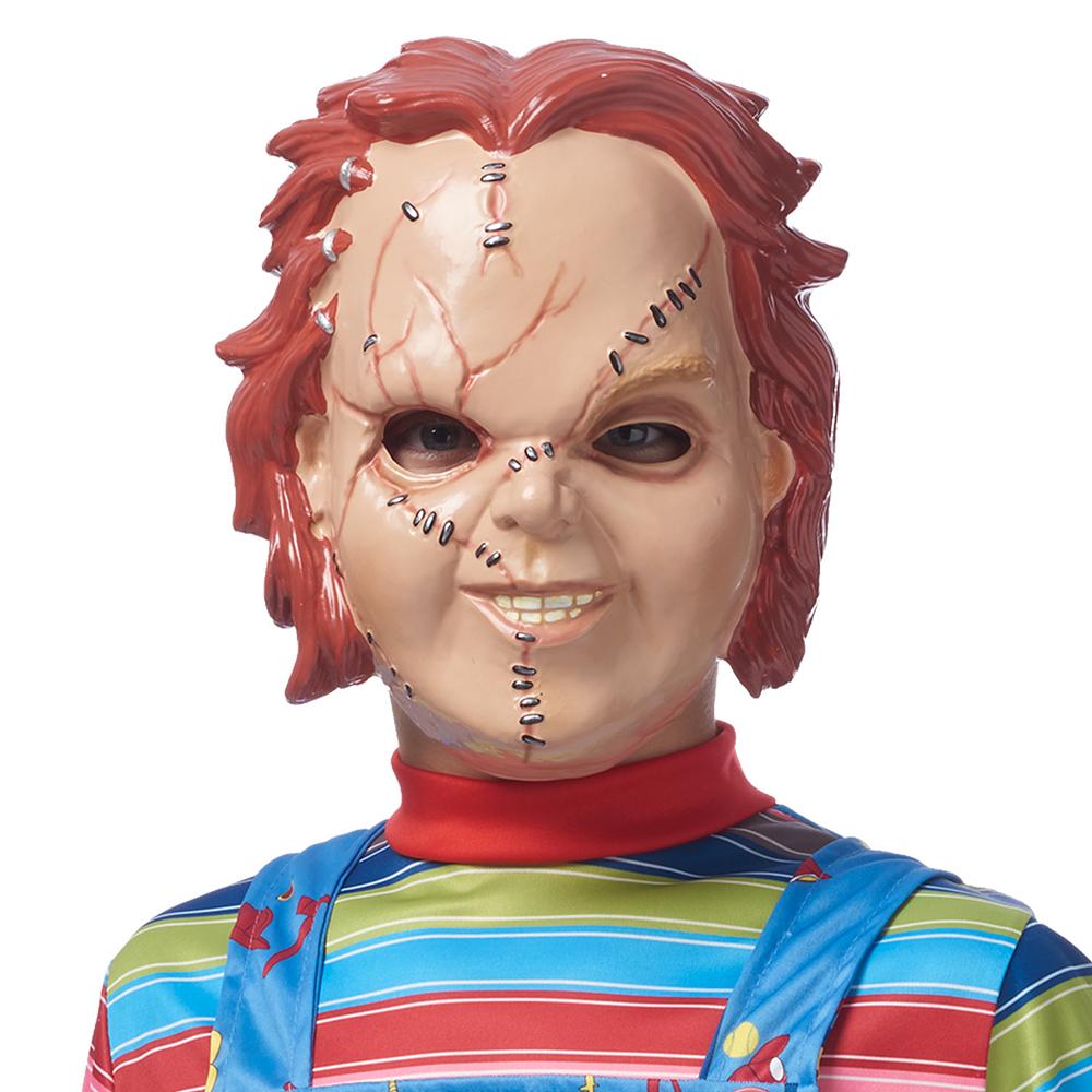 Boys Chucky Costume Image #2
