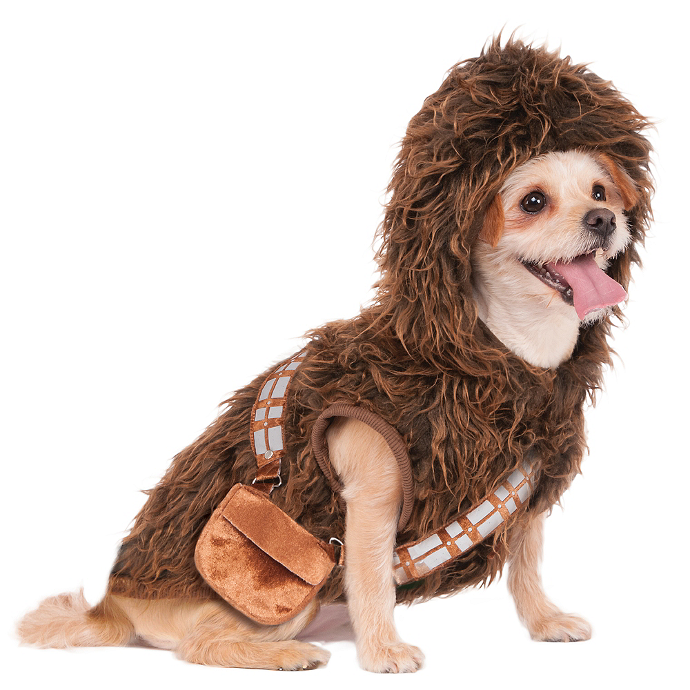 Chewbacca Dog Costume - Star Wars Image #1