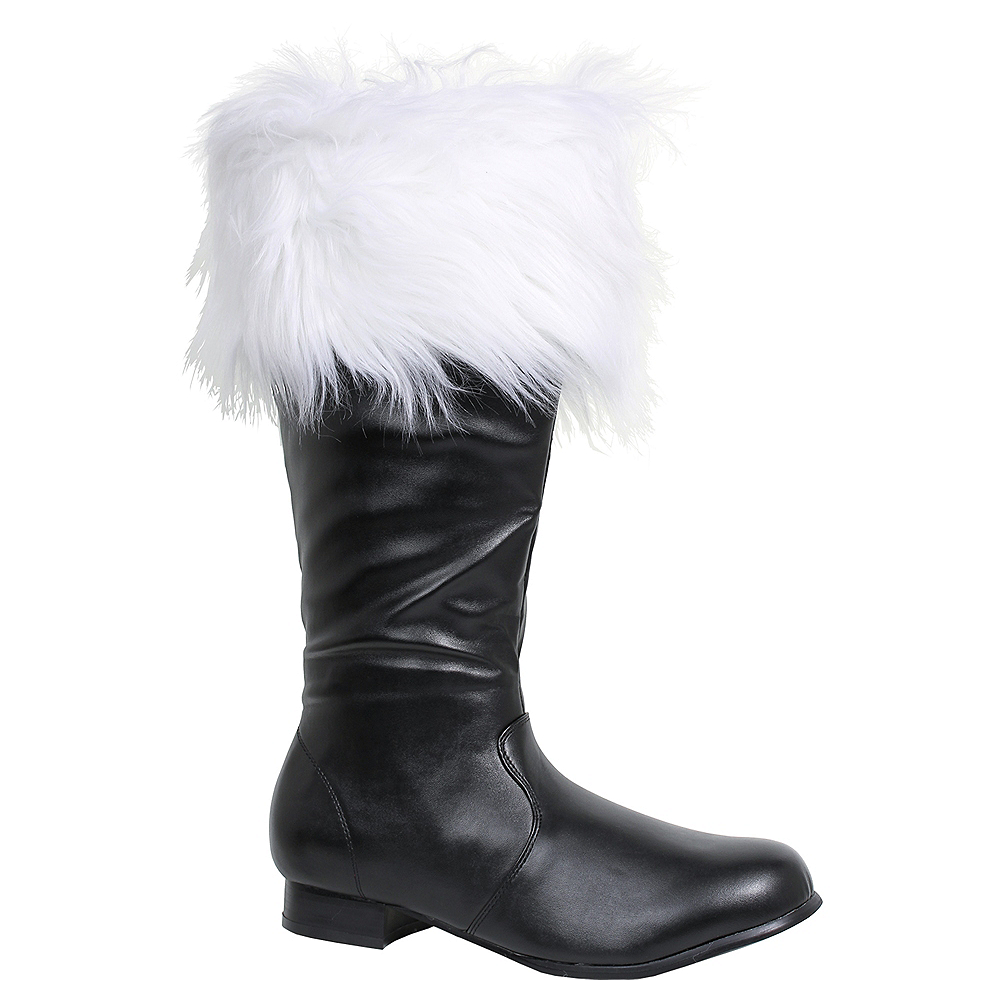Nav Item for Adult Santa Boots Image #1