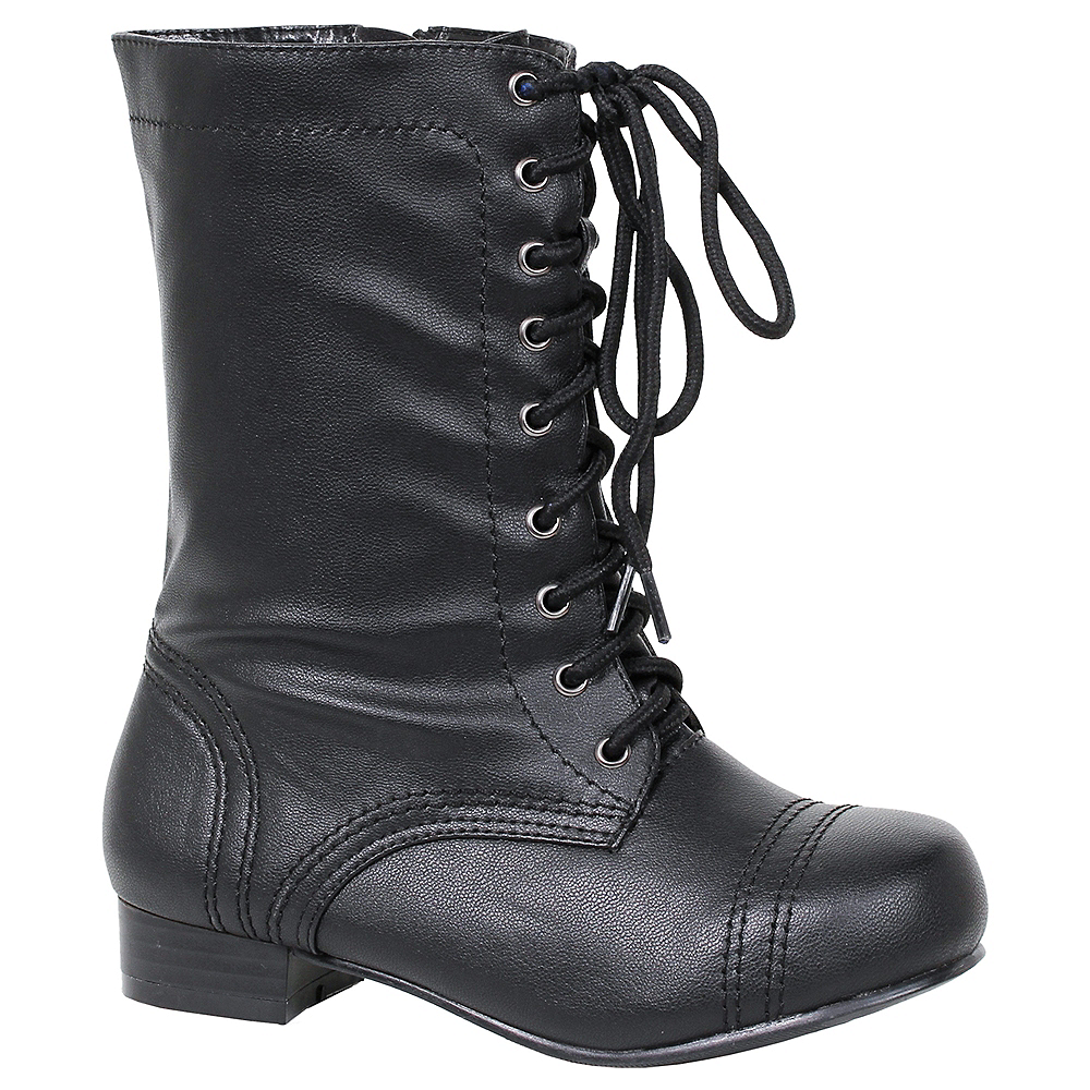 Nav Item for Child Combat Boots Image #1