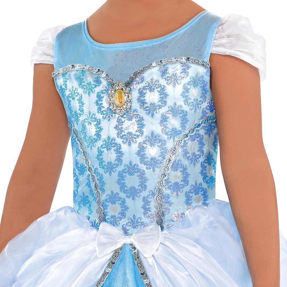 Girls Cinderella Costume Image #2