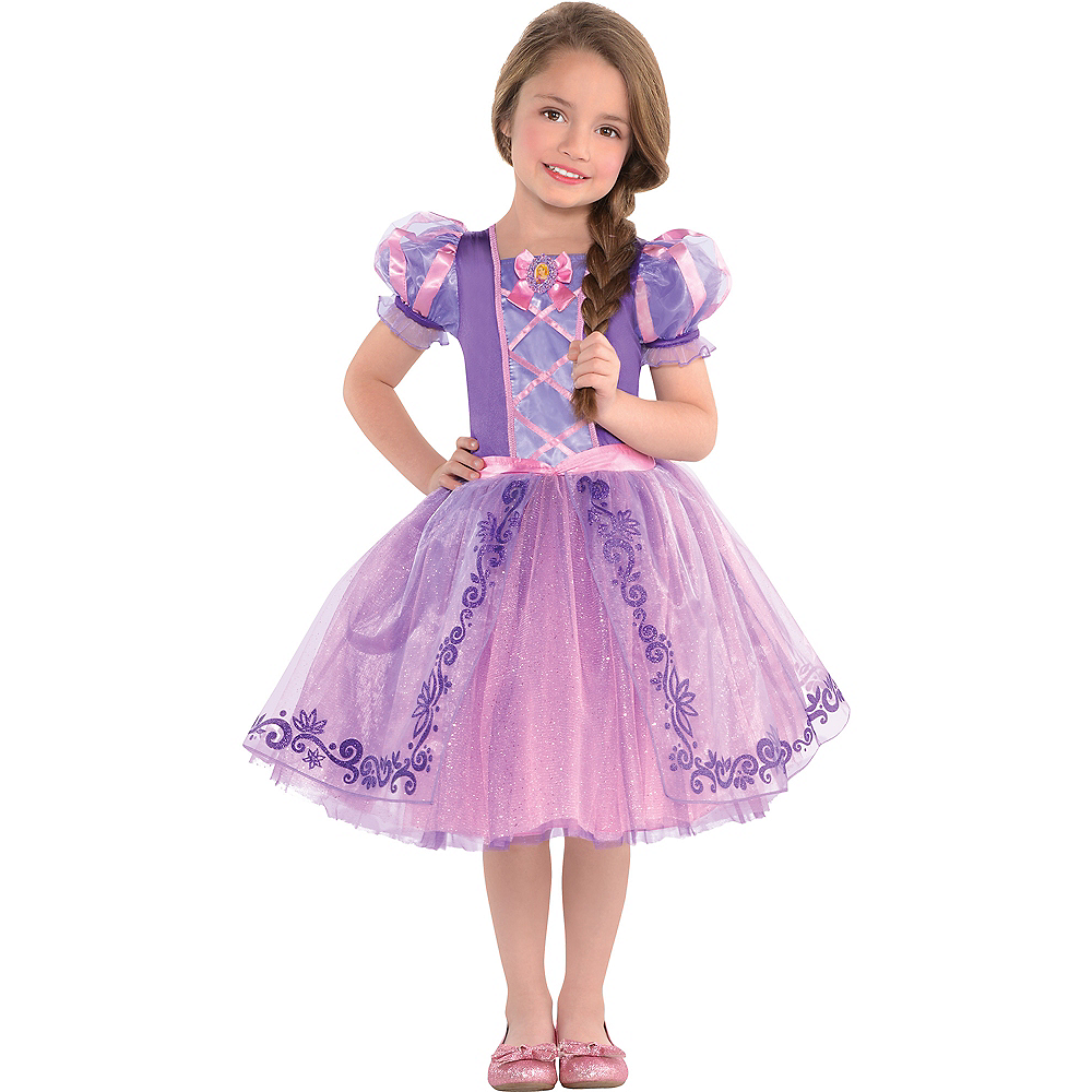 Girls Rapunzel Costume Tangled Party City
