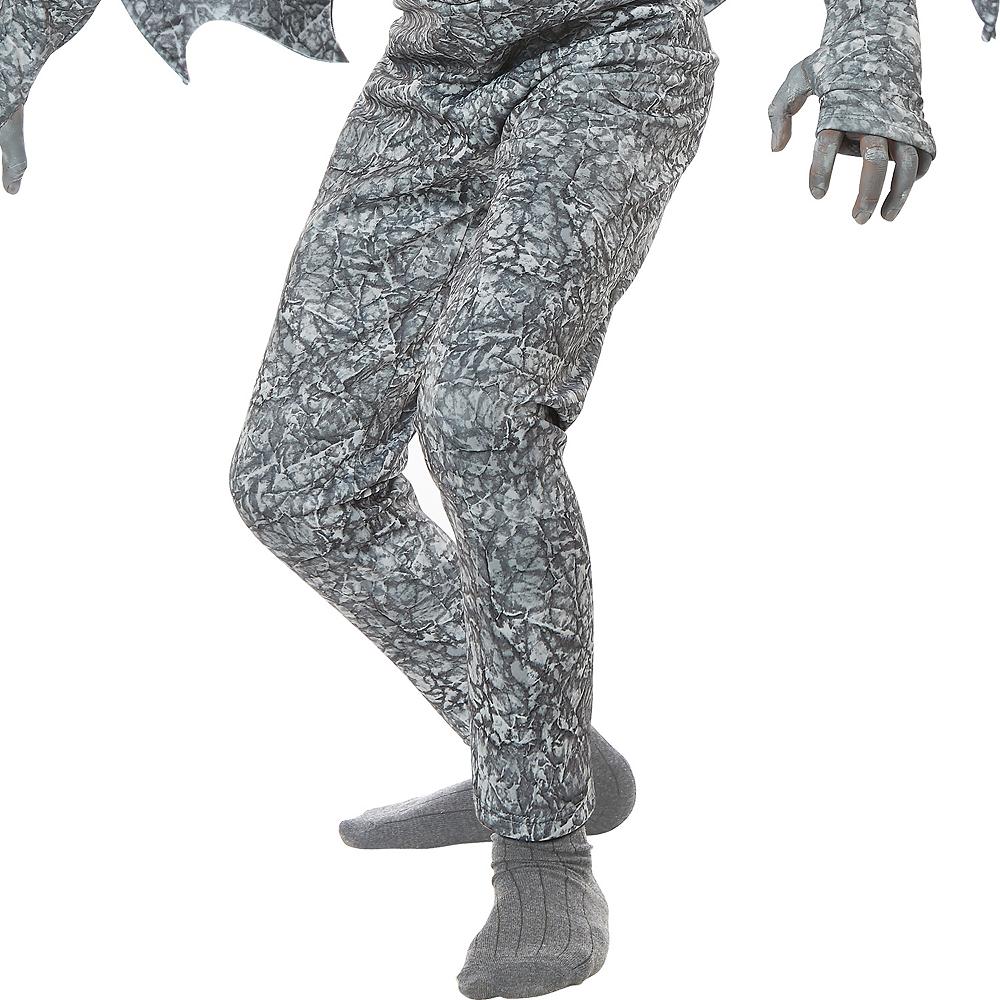 Boys Ghastly Gargoyle Costume Image #4