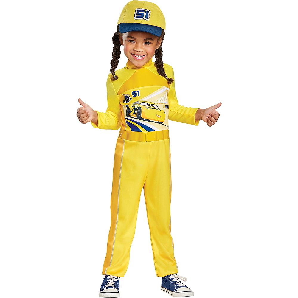 Girls Cruz Ramirez Costume - Cars 3 Image #1