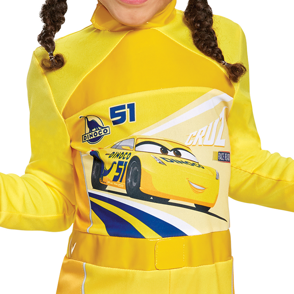 Girls Cruz Ramirez Costume Cars 3 Party City