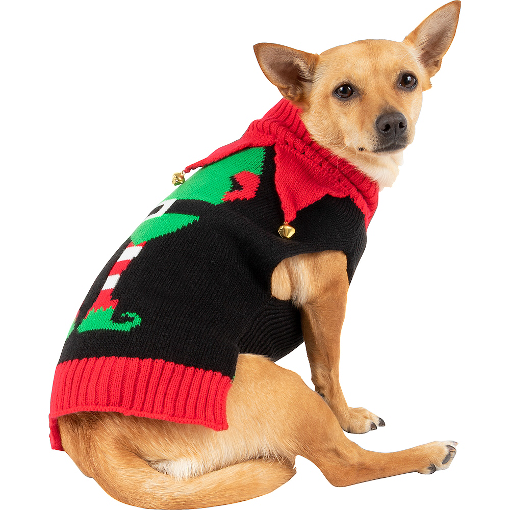 Elf Dog Sweater Image #1