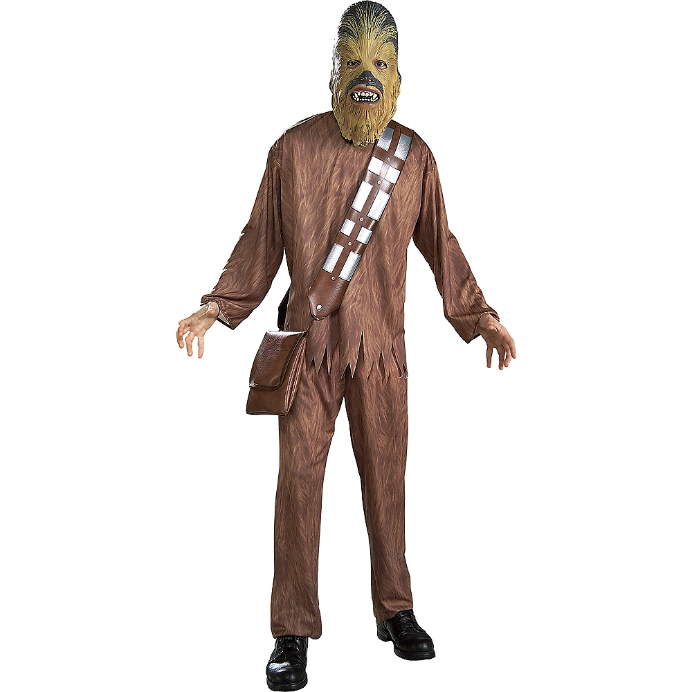 Adult Chewbacca Costume - Star Wars Image #1