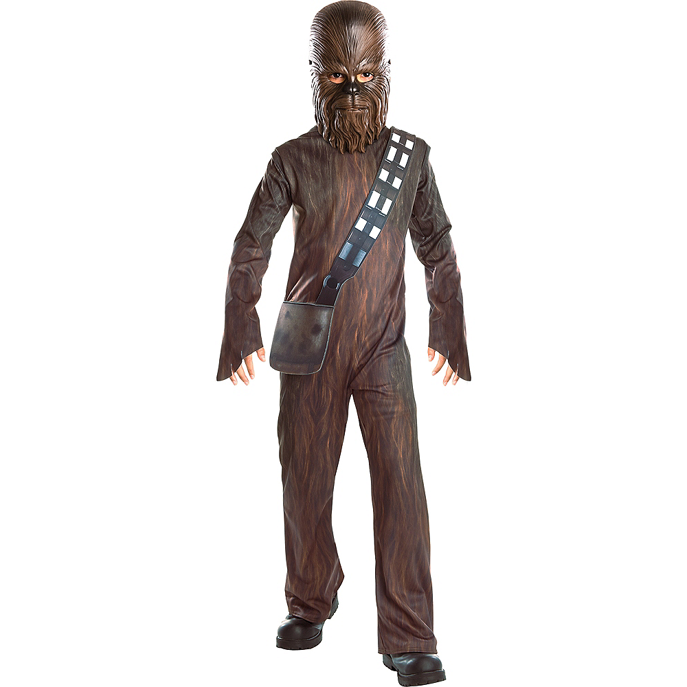 Nav Item for Boys Chewbacca Costume - Star Wars Image #1