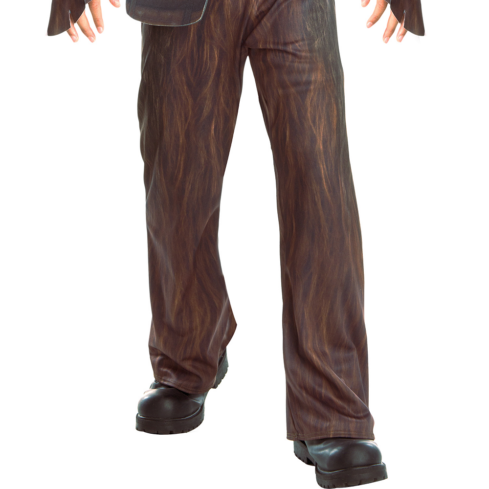 Nav Item for Boys Chewbacca Costume - Star Wars Image #4
