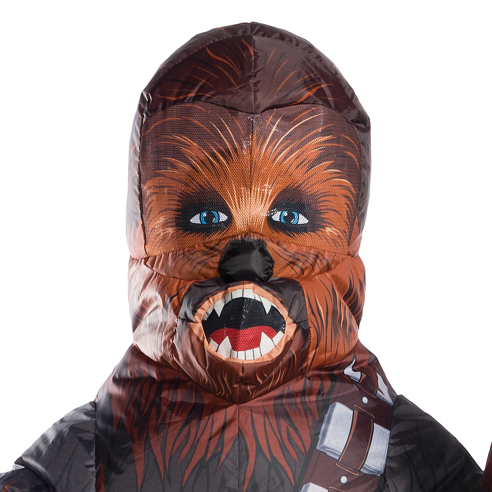Inflatable Adult Chewbacca Costume - Star Wars Image #2