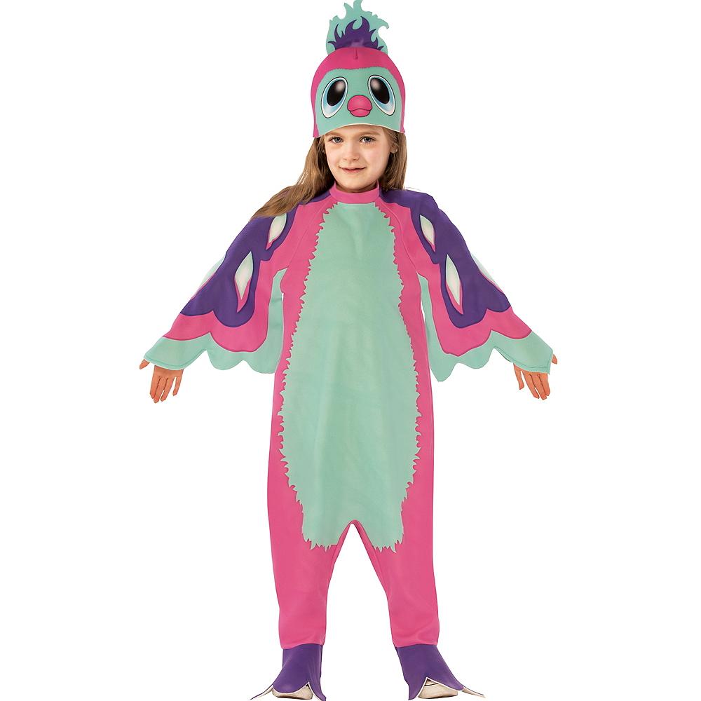 Girls Pink Penguala Costume - Hatchimals Image #1