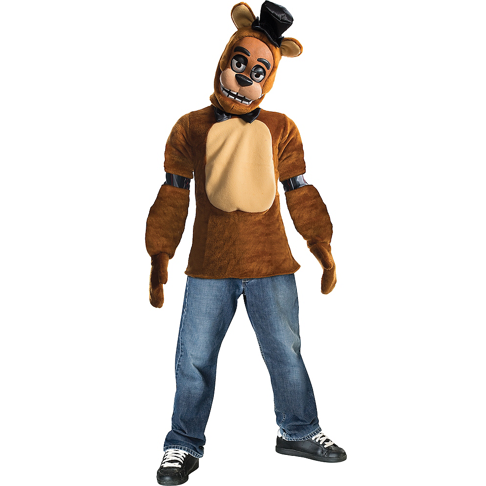 Boys Freddy Fazbear Costume - Five Nights at Freddy's Image #1
