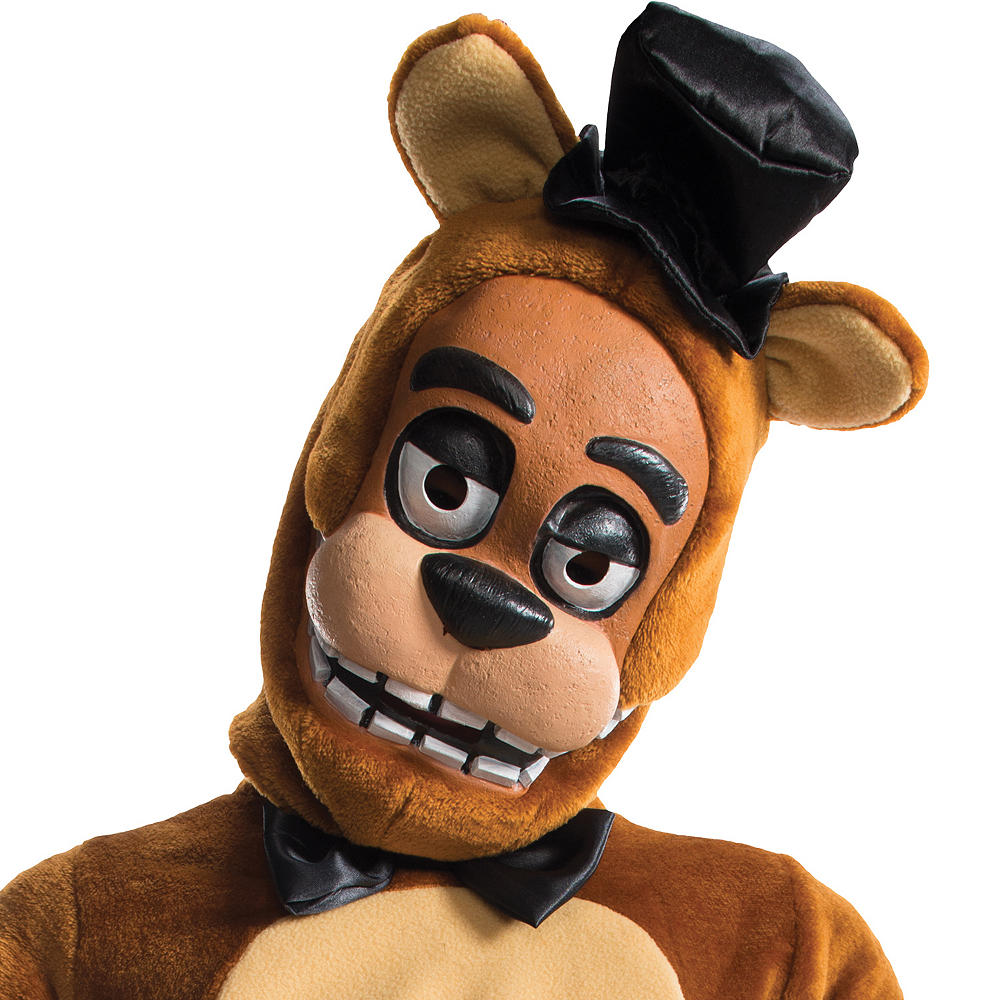 Boys Freddy Fazbear Costume - Five Nights at Freddy's Image #2