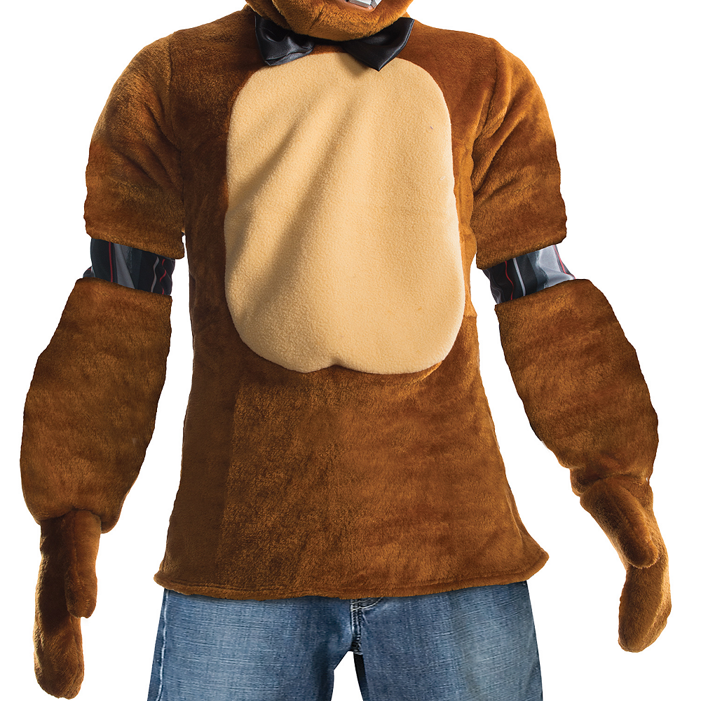 Boys Freddy Fazbear Costume - Five Nights at Freddy's Image #3
