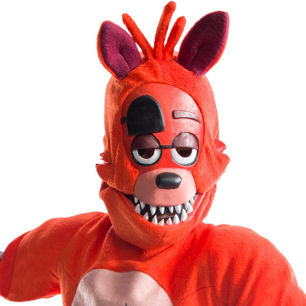 Boys Foxy Costume - Five Nights at Freddy's Image #2