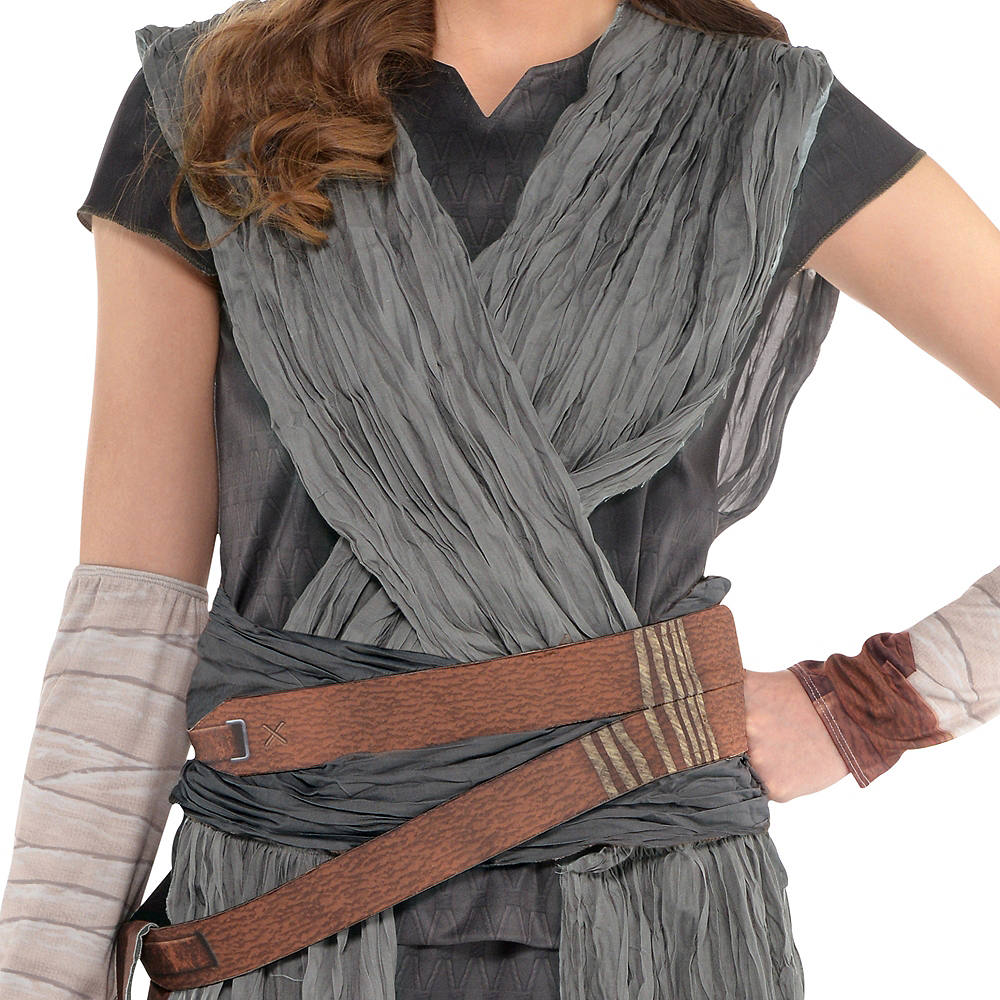 Adult Rey Costume - Star Wars 8 The Last Jedi Image #2