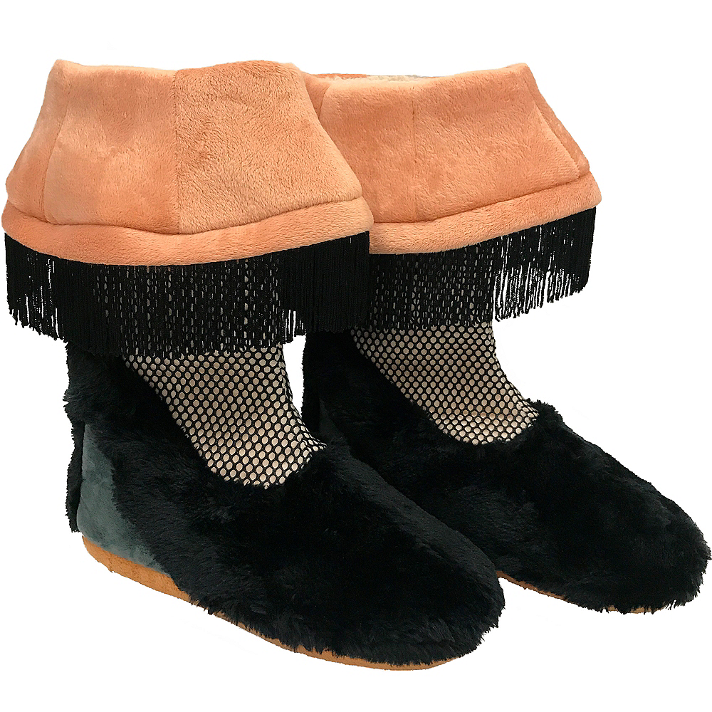 Adult A Christmas Story Leg Lamp Boots Image #1