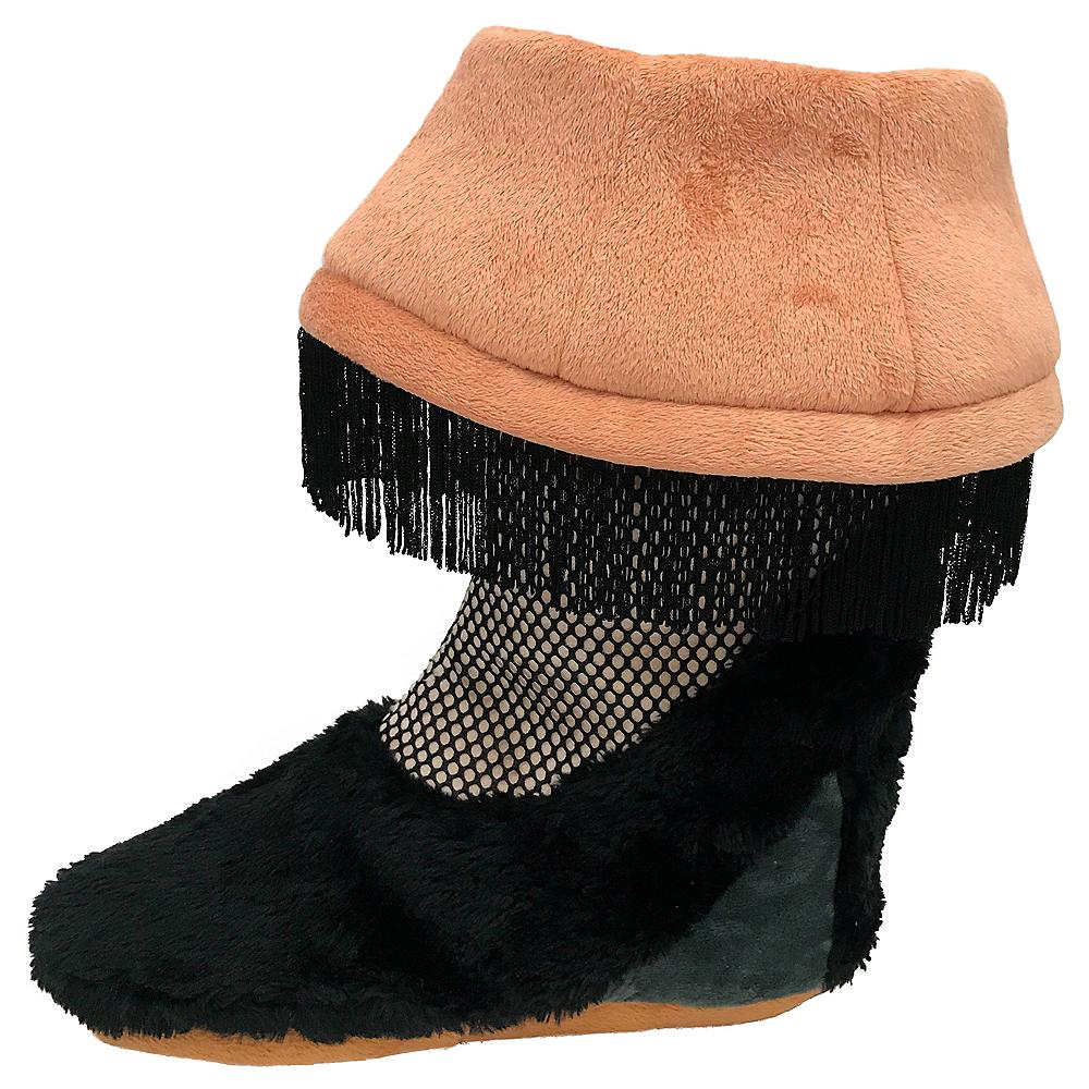 Adult A Christmas Story Leg Lamp Boots Image #3