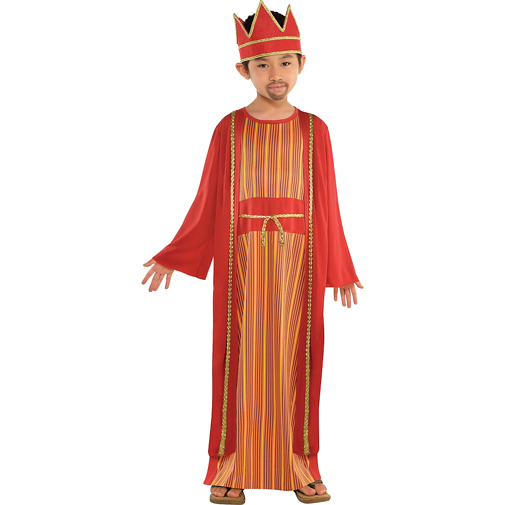 Boys Balthazar Wise Man Costume Image #1