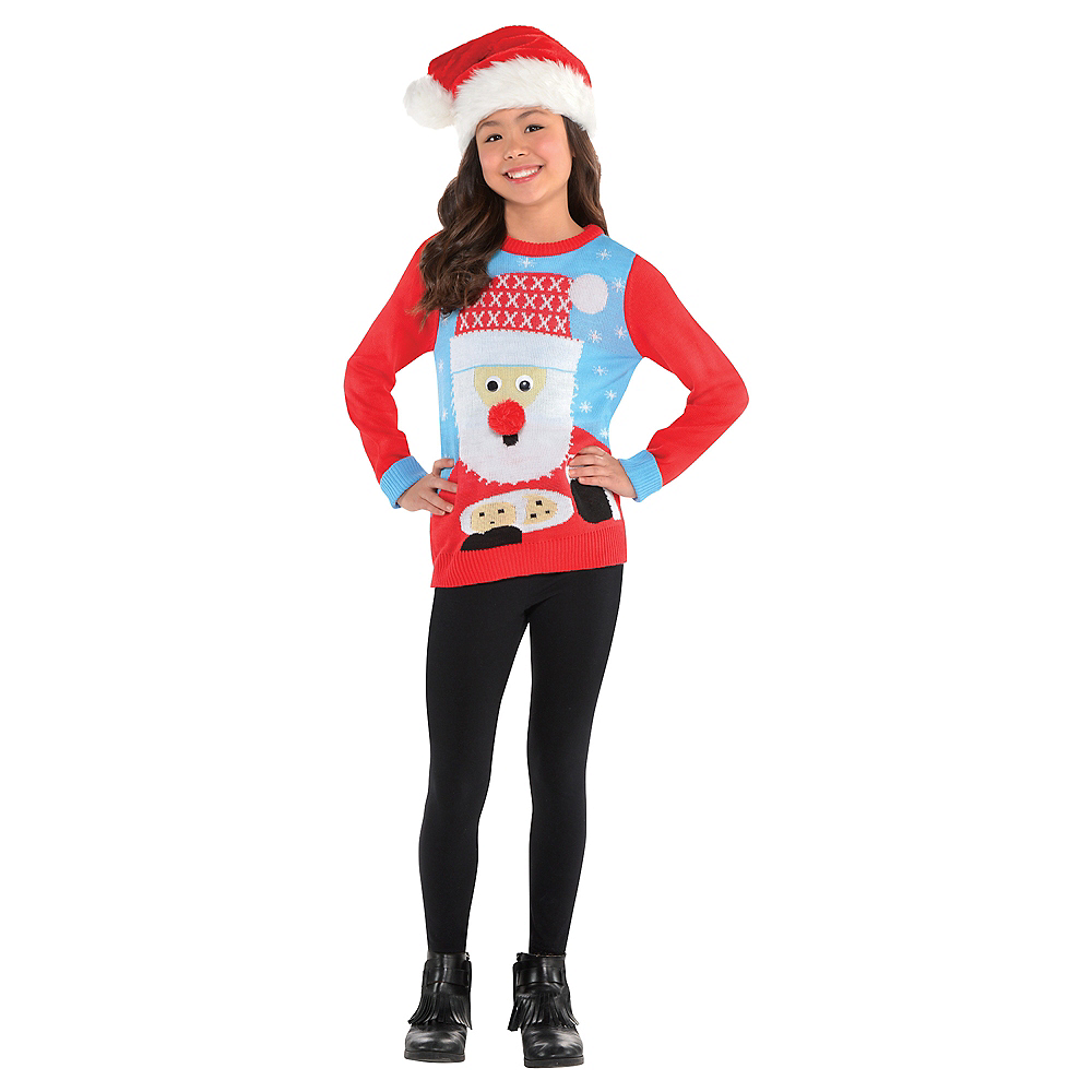 Ugly Christmas Sweater Child - Wikie Cloud Design Ideas