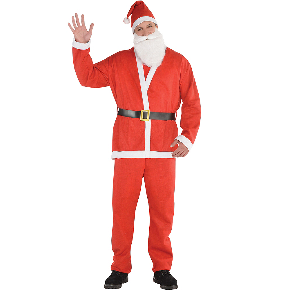 Nav Item for Adult Santa Suit Image #1