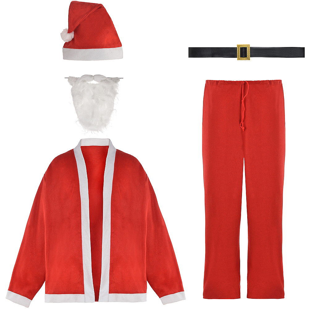 Nav Item for Adult Santa Suit Image #2