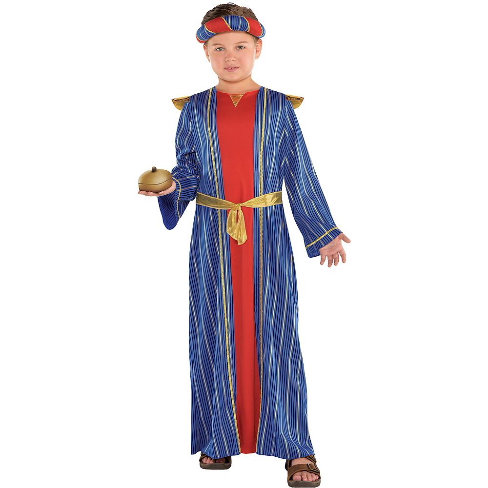 Boys Gaspar Wise Man Costume Image #1