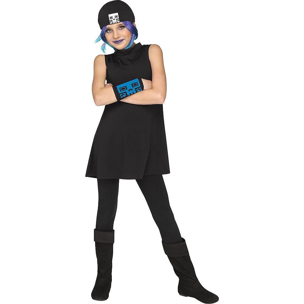 Girls Jailbreak Costume - The Emoji Movie Image #1
