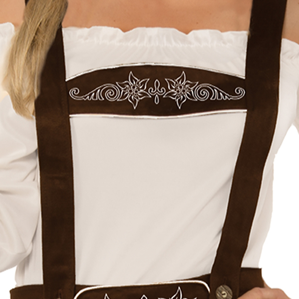 Womens Lederhosen Costume Accessory Kit Image #2