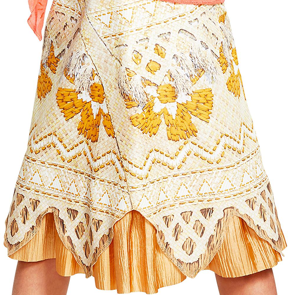 Girls Moana Costume Image #4