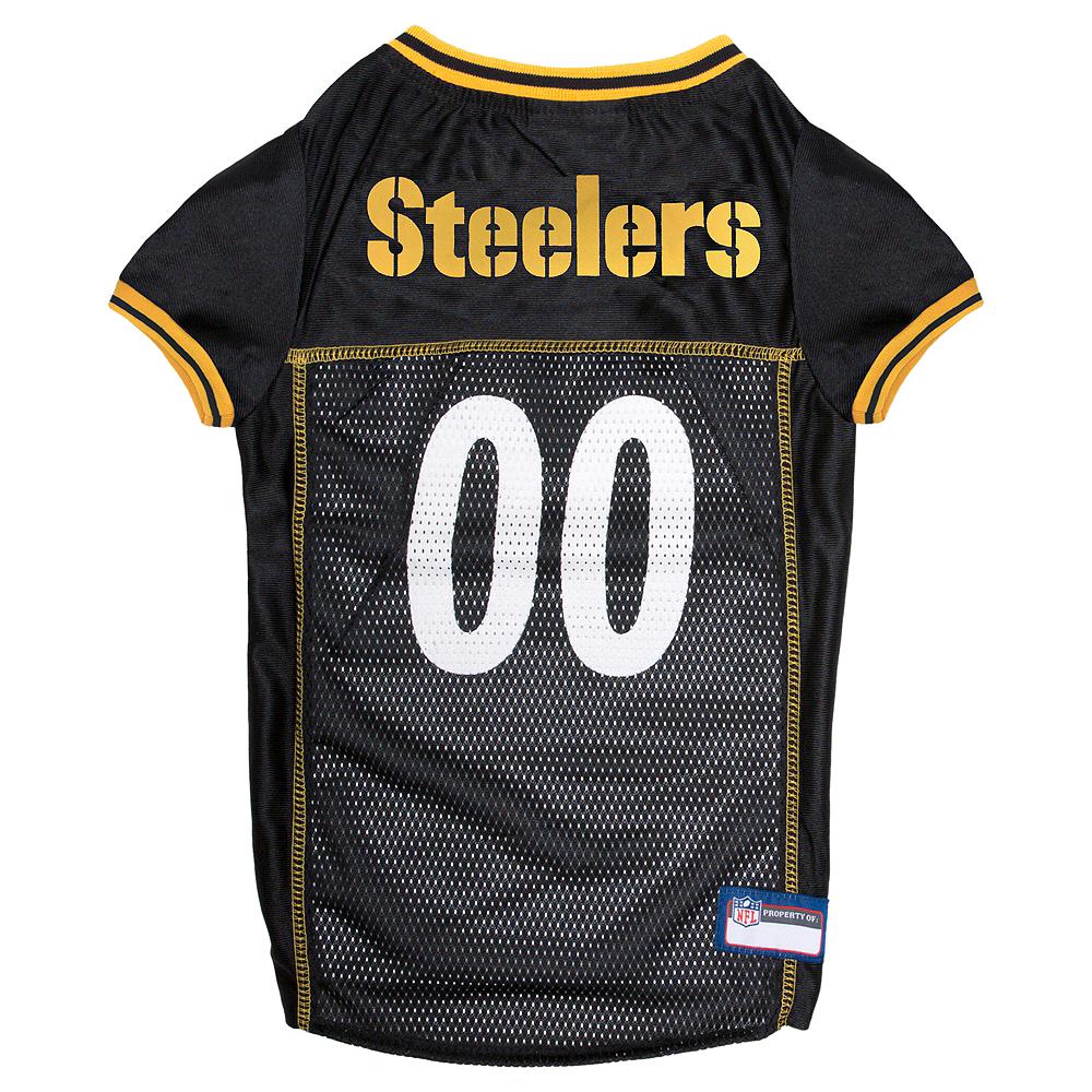 c552c1f57 Pittsburgh Steelers Dog Jersey Image  1