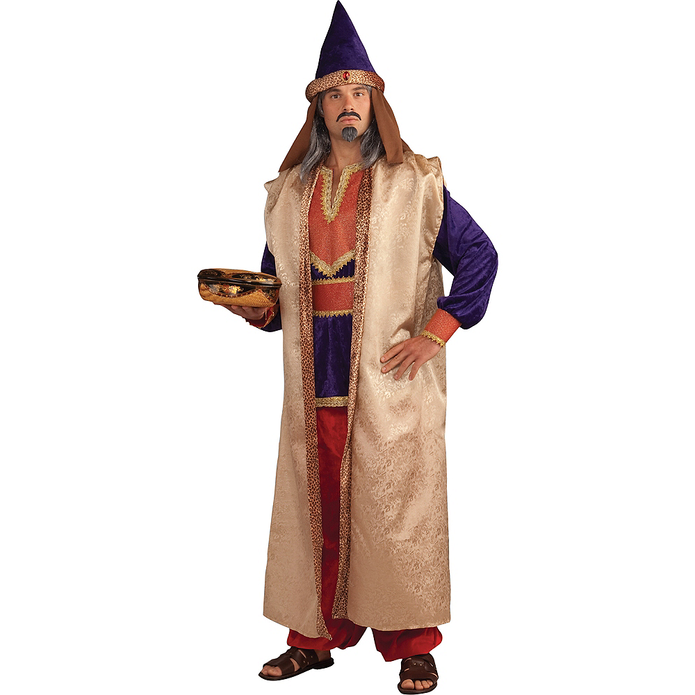Adult Garnet Wise Man Costume Image #1