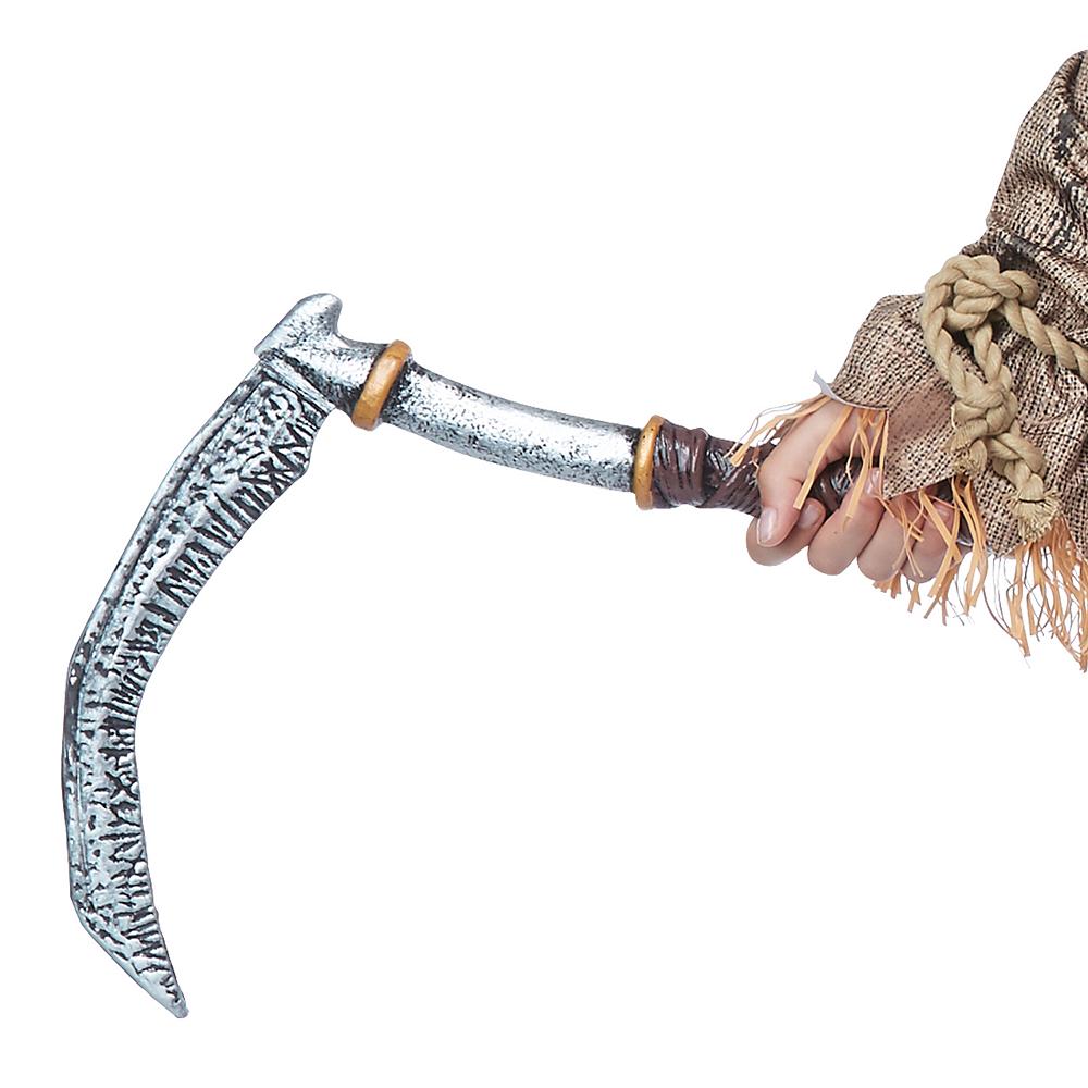 Womens Creepy Scarecrow Costume Image #4