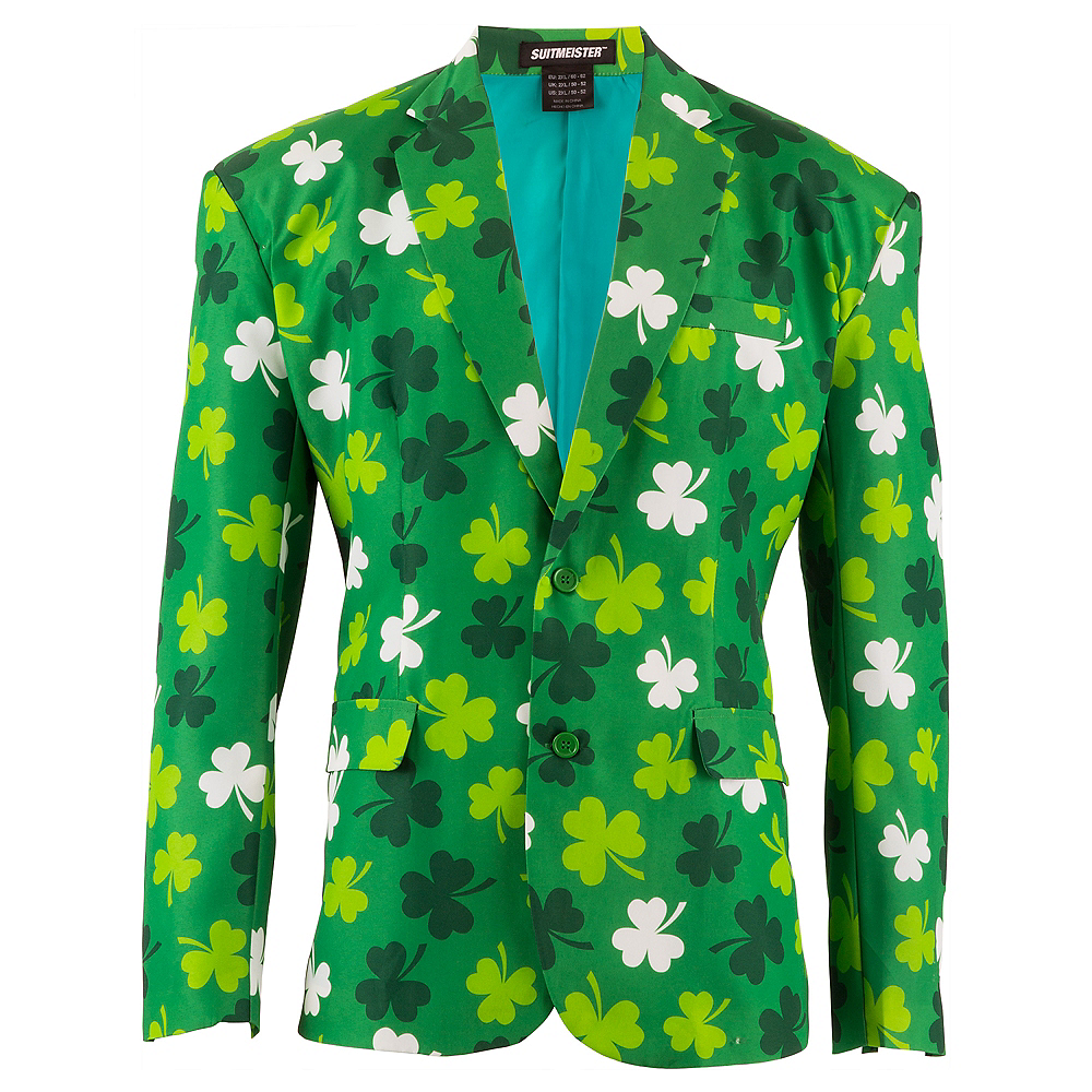 St. Patrick's Day Suit Jacket Image #1