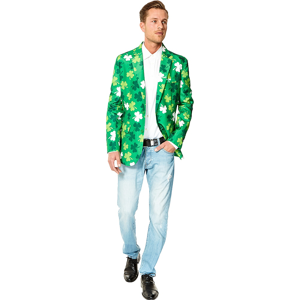 St. Patrick's Day Suit Jacket Image #2
